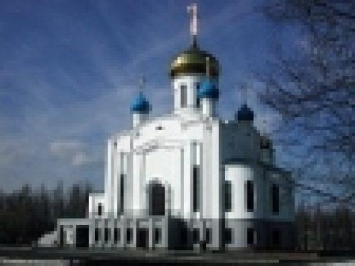 Епископа Бронницкого Игнатия поздравили с юбилеем воскресной школы при храме Новомучеников и исповедников Российских в г. Смоленске