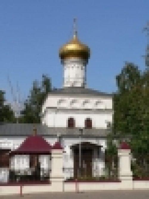 В день памяти св. пророка Божия Илии епископ Бронницкий Игнатий совершил Божественную литургию в храме пророка Божия Илии в Черкизове