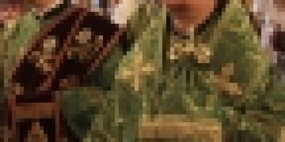 В день представления прп. Сергия Радонежского епископ Бронницкий Игнатий совершил Божественную литургию в храме Живоначальной Троицы при НПЦ