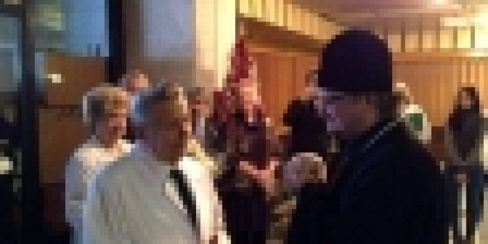 Епископ Бронницкий Игнатий посетил Российский кардиологический научно-производственный комплекс
