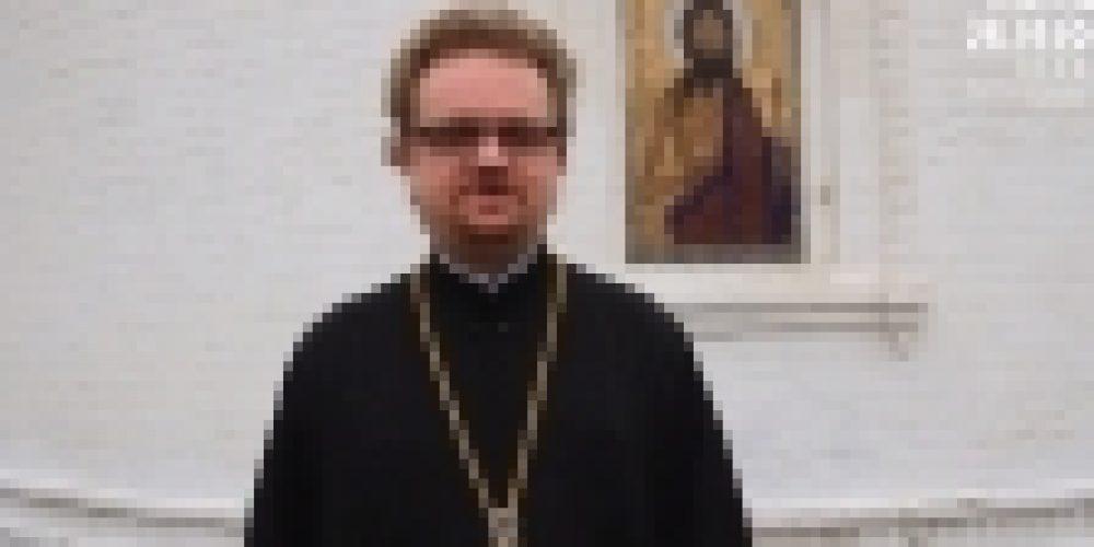 Пасхальное видео поздравление епископа Выборгского и Приозерского Игнатия