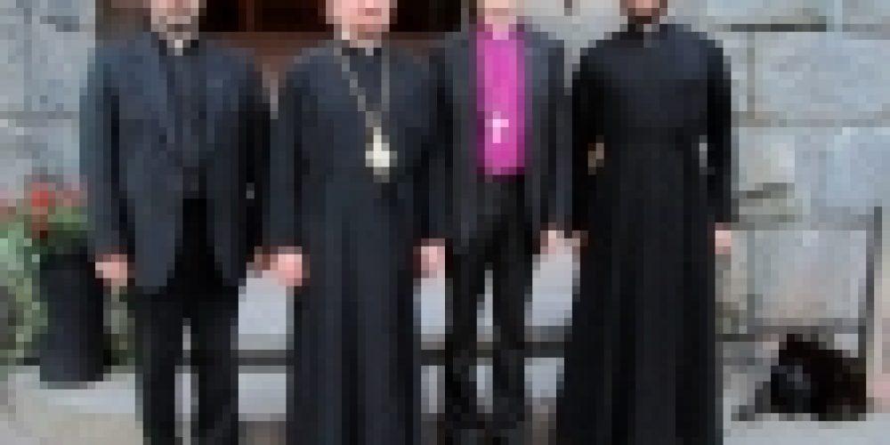 Епископ Выборгский и Приозерский  Игнатий посетил Финляндию
