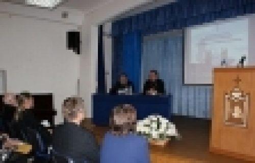 Епископ Выборгский Игнатий принял участие в конференции «Архангельские образовательные чтения»