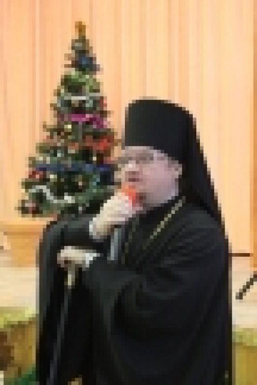 Епископ Выборгский Игнатий совершил Литургию в храме Знамения иконы Божией Матери в Кунцево
