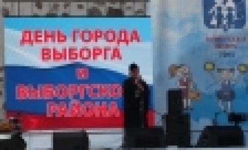Епископ Выборгский и Приозерский Игнатий принял участие в праздничных мероприятиях по случаю Дня города Выборга и Выборгского района