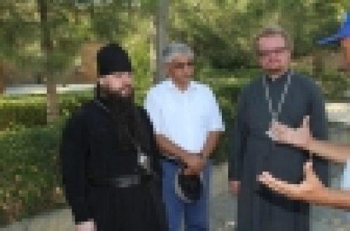 Председатель Синодального отдела по делам молодежи епископ Выборгский и Приозерский Игнатий посетил Дербент