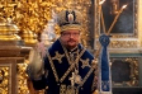 Епископ Выборгский и Приозерский Игнатий принял участие в торжествах по случаю 25-летия возрождения Смоленской Православной Духовной семинарии