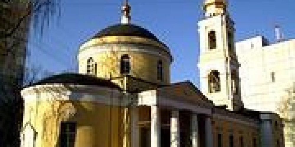 В храме св.прпп.Зосимы и Савватия Соловецких в Гольянове состоится архиерейское богослужение