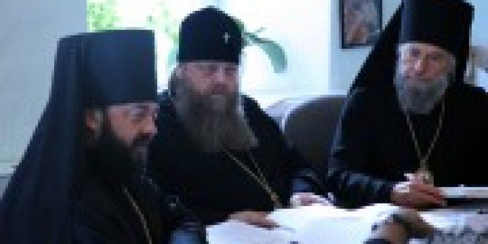 В ОРОиК прошло заседание рабочей группы по разработке Образовательной концепции Русской Православной Церкви