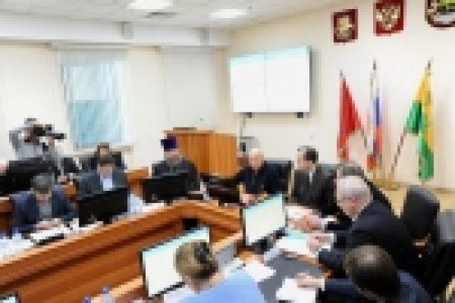 Очередное совещание по «Программе-200» состоялось в префектуре ЮВАО