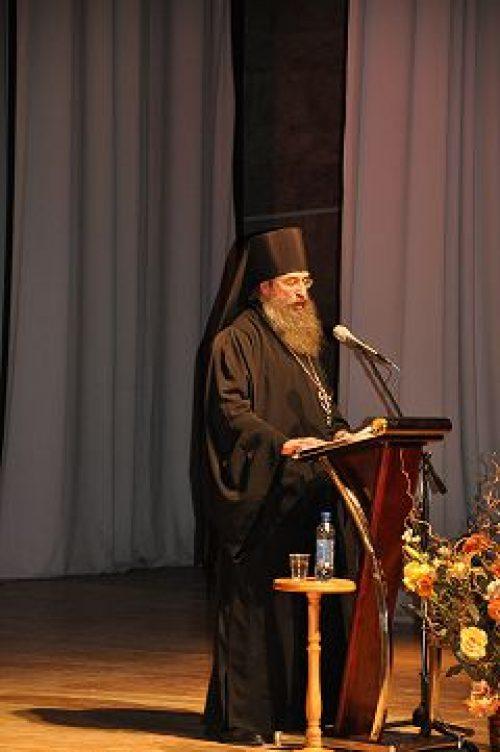 В культурном центре «Вдохновение» состоялась очередная встреча с настоятелем храма свв. апп. Петра и Павла в Ясеневе