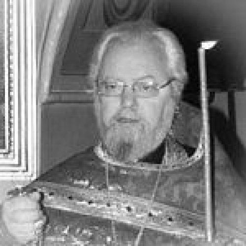 Преставился ко Господу почетный настоятель храма Воскресения Словущего на Успенском вражке протоиерей Владимир Романов
