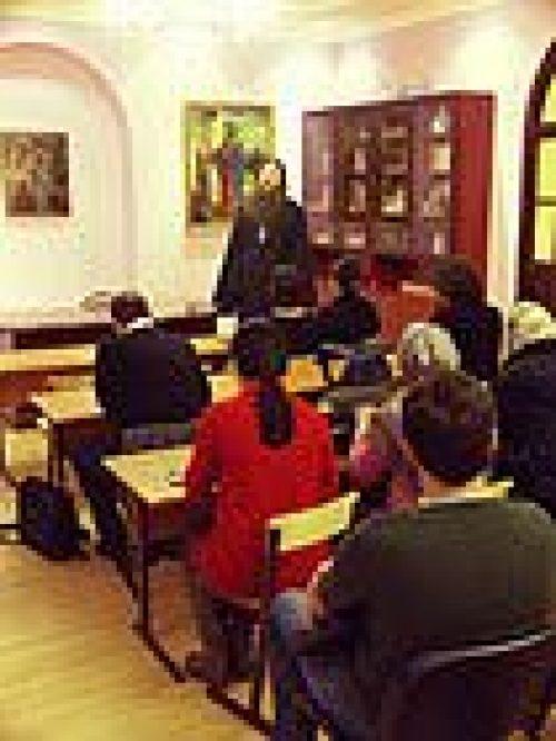 Состоялось очередное собрание ответственных за миссионерскую деятельность Богоявленского благочиния