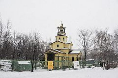 В рамках очередного совещания по «Программе-200» обсудили вопросы строительства в Москве временных храмов-часовен