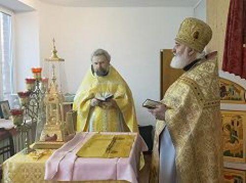 Двадцать лет исполнилось домовому храму при Государственной академии славянской культуры