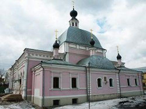 Студенты Российского университета дружбы народов посетили храм свт. Николая Мирликийского в Покровском