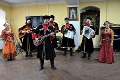 В Духовно-просветительском центре при храме Рождества Иоанна Предтечи на Пресне состоялся концерт, посвященный Дню защитника Отечества