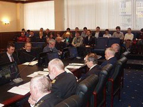 В Москве состоялась конференция «Адмирал Ф.Ф.Ушаков: побуждение к реальному осмыслению истории и к современной позитивной деятельности»