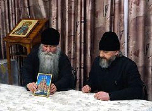 Епископ Дмитровский Феофилакт прочел лекцию в Духовно-просветительском центре «Илiотропiонъ»