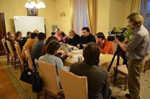 При храме Всех святых на Соколе начала работу Школа подготовки руководителей семейных клубов трезвости