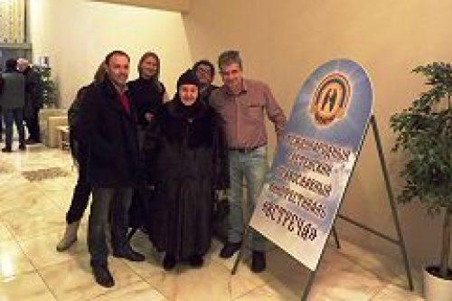 Творческий центр «Консонанс» при храме Казанской иконы Божией Матери в Сосенках принял участие в VII Международном кинофестивале православного кино «Встреча»