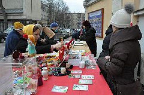 Приход храма Рождества Иоанна Предтечи на Пресне провел благотворительную ярмарку