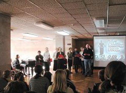 Приход храма блгг. кнн. Бориса и Глеба в Дегунине организовал концерт для пациентов клиники «Федеральное бюро медико-социальной экспертизы»