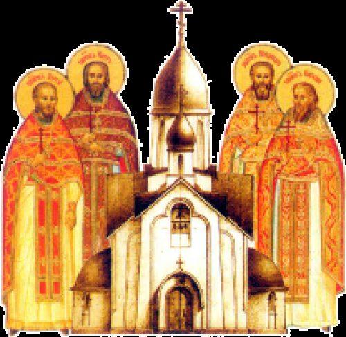 Приход храма Собора Новомучеников Подольских в Шишкином Лесу организовал выставку православной литературы