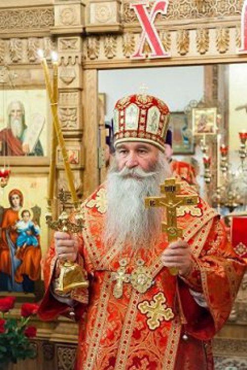 21 марта – День Ангела Преосвященного епископа Дмитровского Феофилакта