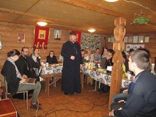 В Зеленограде прошла межъепархиальная встреча православной молодежи