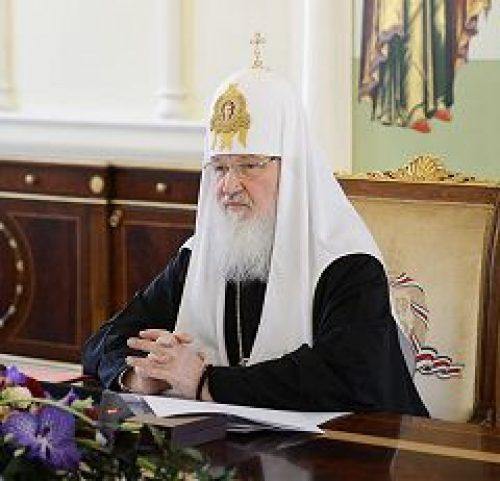 Святейший Патриарх Кирилл: Инициативных участников социальных проектов следует привлекать к работе в церковных структурах