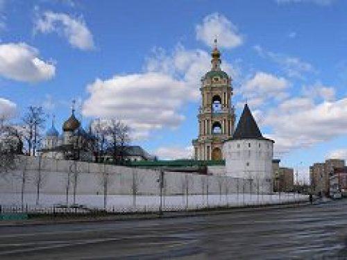 Архиепископ Сергиево-Посадский Феогност совершил Литургию Преждеосвященных Даров в Новоспасском монастыре