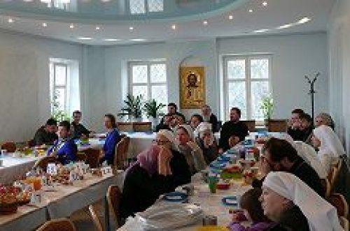 В Северном викариатстве Москвы прошел Конкурс постной выпечки