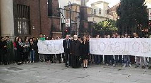 Делегация ПСТГУ посетила Миланский католический университет