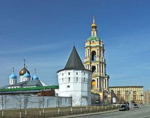 В Новоспасском монастыре пройдет предпасхальная благотворительная ярмарка