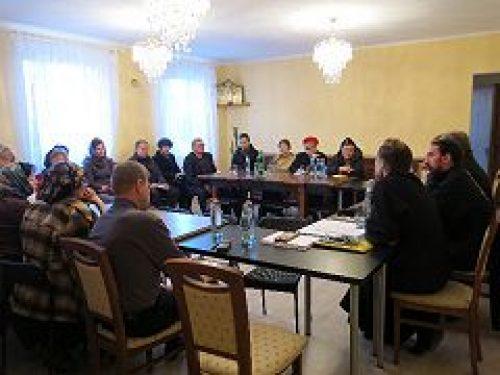 В Троицком благочинии проходят семинары для сотрудников храмов