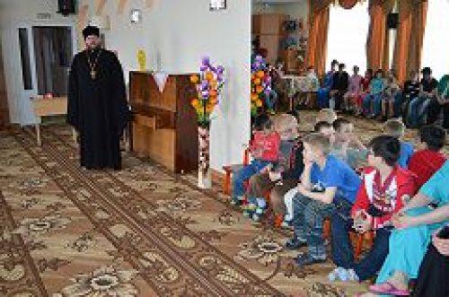 Настоятель храма иконы Божией Матери «Знамение» в Аксиньино и члены Приходского совета посетили Переславль-Залесский детский дом