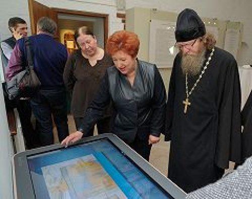В Московском объединенном музее-заповеднике Коломенское открылась выставка «Преподобный Сергий Радонежский»