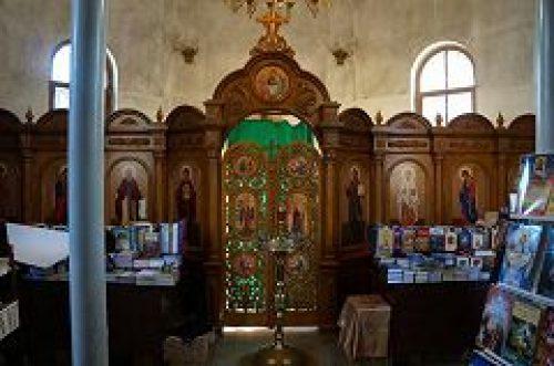 Строящемуся храму всех преподобных отцов Киево-Печерских в Старых Черемушках передан в дар иконостас