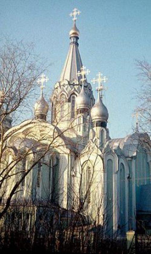 5 мая на колокольне храма Воскресения Христова в Сокольниках  состоялся колокольный концерт