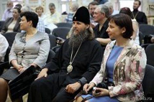В Российском православном университете открылась выставка, посвященная святыням Каргополья