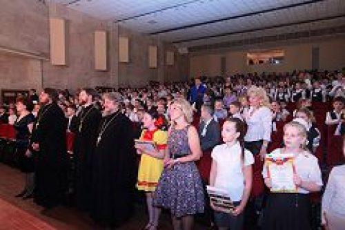 В школе №2  и в Доме культуры «Исток» г. Фрязино  состоялись открытые уроки, посвященные 700-летию преподобного Сергия Радонежского