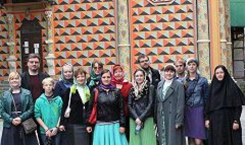 Прихожане храма свт. Григория Неокесарийского в Дербицах совершили паломническую поездку в Троице-Сергиеву Лавру