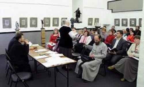 В Москве начал работу научно-практический семинар «Подходы к разработке основной образовательной программы с религиозным компонентом»