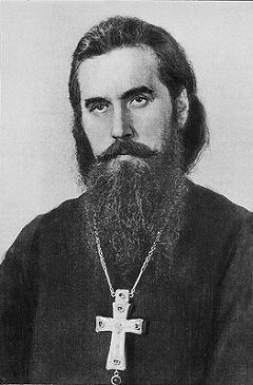 В Новоспасском монастыре молитвенно почтут память архимандрита Иннокентия (Просвирнина)