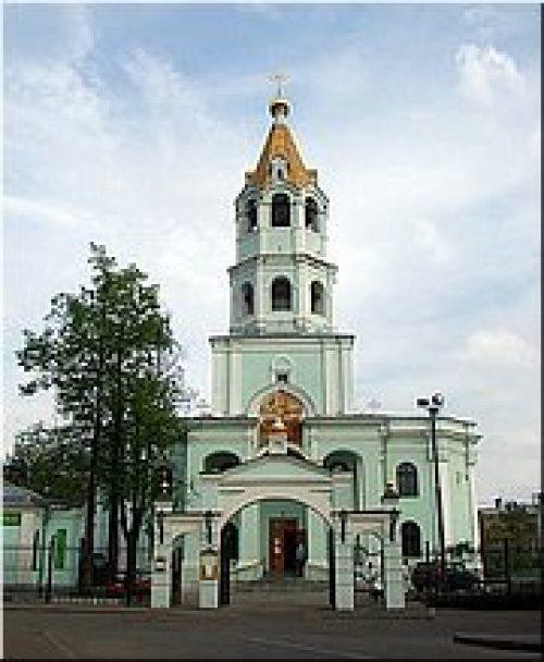 В храме свт. Николая Мирликийского на Трех Горах состоялась церемония вручения Патриарших наград