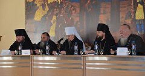 В Николо-Угрешской Духовной семинарии прошла конференция «Информационная миссия Церкви»