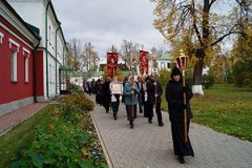 Исполнился 191 год со дня основания Борисо-Глебского Аносина женского монастыря