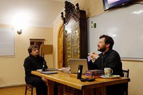В рамках собрания директоров и преподавателей воскресных школ Северо-Западного викариатства состоялась презентация нового учебного пособия