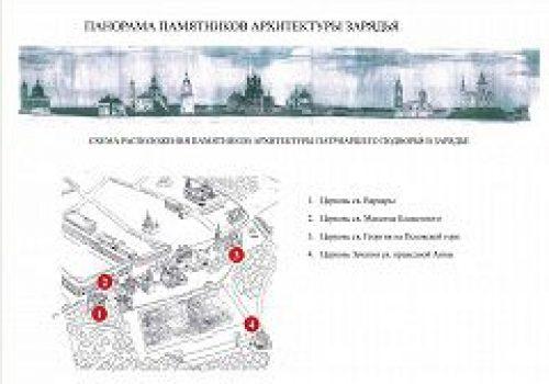 В конце октября будет определен подрядчик ремонтно-реставрационных работ четырех храмов Патриаршего подворья в Зарядье